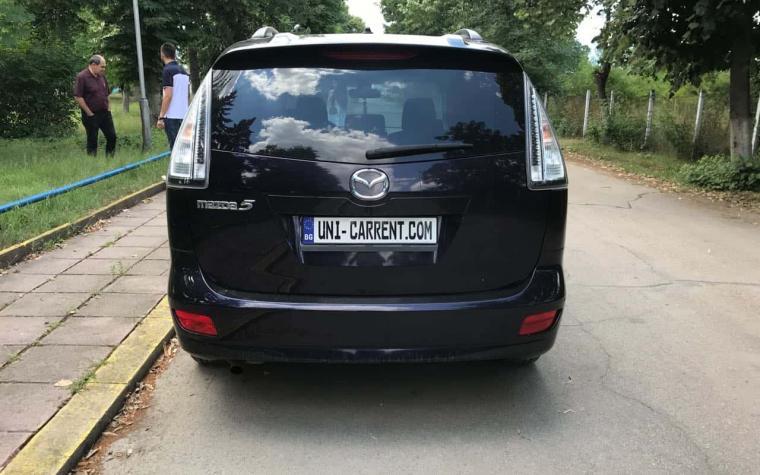 23777f8ae8 Mazda 5 automatic   7 seater minivan for rent in Sofia