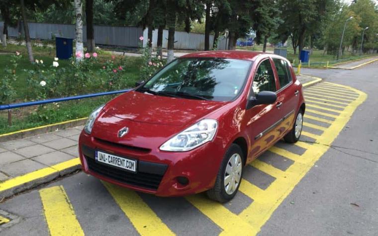 Renault Clio Cheap Car Rental Universal Car Rent