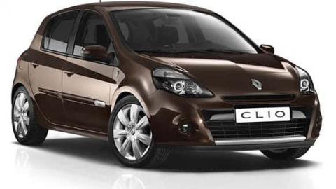 Renault Clio cheap car rental