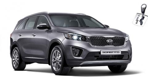 Kia Sorento AWD rental in Sofia
