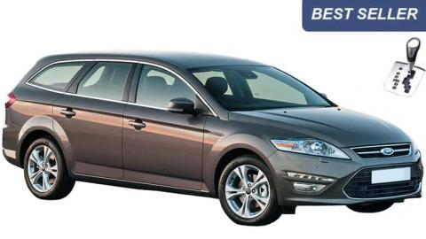 Ford Mondeo automatic for rent in Sofia