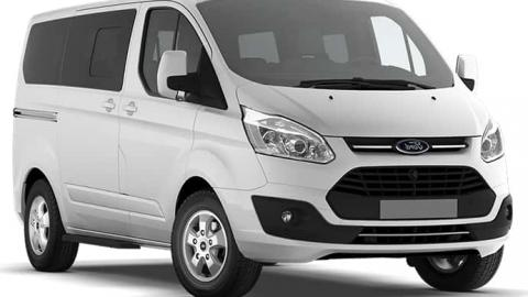 Ford Tourneo Custom - 9 seater bus
