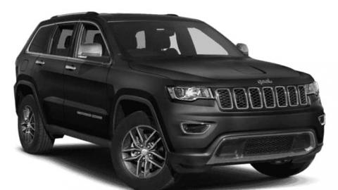 Jeep Grand Cherokee- luxury jeep rentals in Sofia