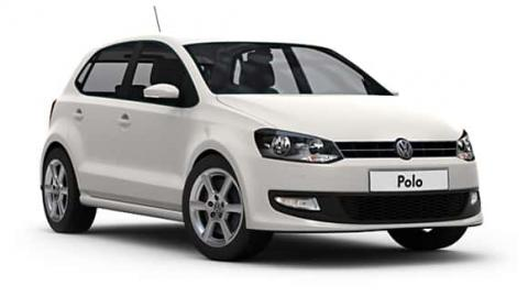 Volkswagen Polo 1.4i car rent Sofia airport