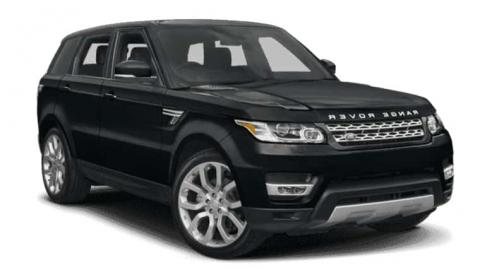 Land Rover Range Rover SPORT - luxury jeep rentals in Sofia