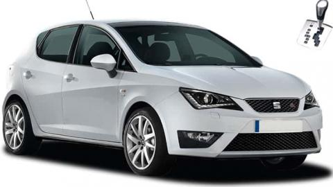 Seat Ibiza FR - automatic for rent in Sofia