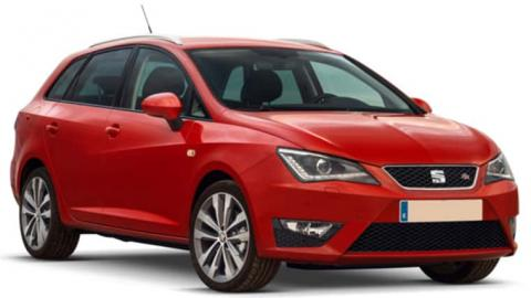 Seat Ibiza ST for rent in Sofia