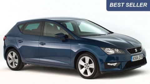 Seat Leon mK3 latest model