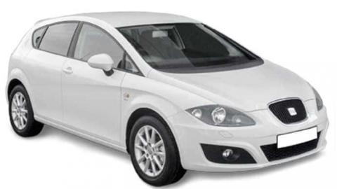 Seat Leon - manual car rentals in Sofia