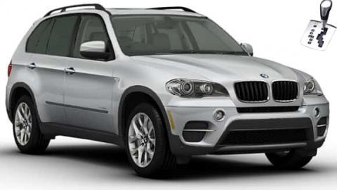 BMW X5 3.0d x-Drive luxury jeep rental in Sofia
